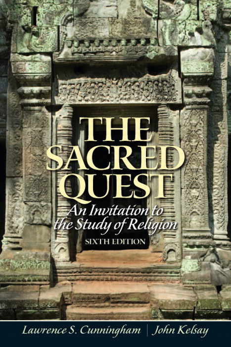 Sacred Quest, The: An Invitation to the Study of Religion, CourseSmart eTextbook, 6th Edition