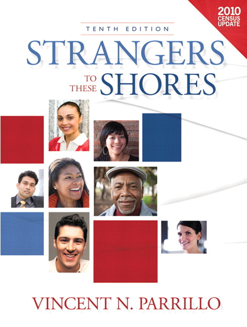 Strangers to these Shores Census Update, Books a la Carte Plus MySocLab with eText -- Access Card Package, 10th Edition