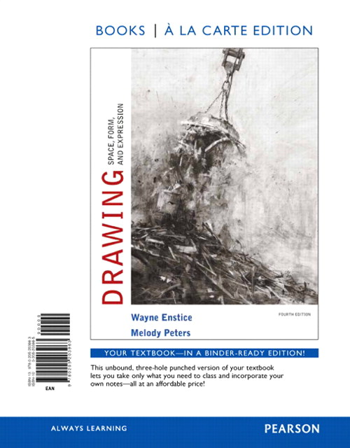 Drawing: Space, Form, and Expression, Books a la Carte Edition, 4th Edition