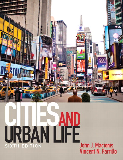 Cities and Urban Life, CourseSmart eTextbook, 6th Edition
