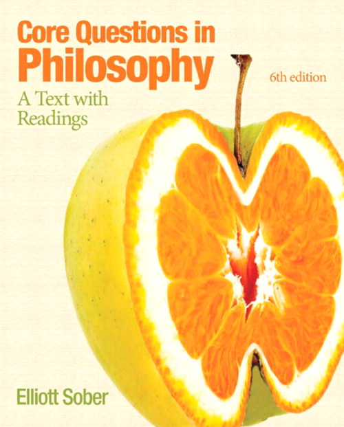 Core Questions in Philosophy: A Text with Readings, CourseSmart eTextbook, 6th Edition