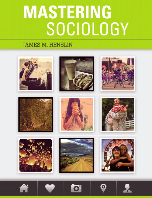 Mastering Sociology, Books a la Carte Edition