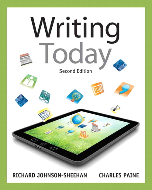 Writing Today, 2nd Edition