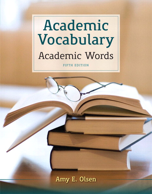 Academic Vocabulary, CourseSmart eTextbook, 5th Edition