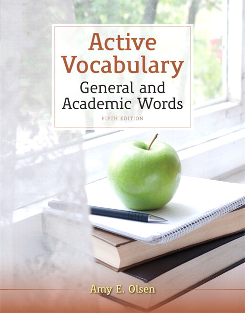 Active Vocabulary, CourseSmart eTextbook, 5th Edition