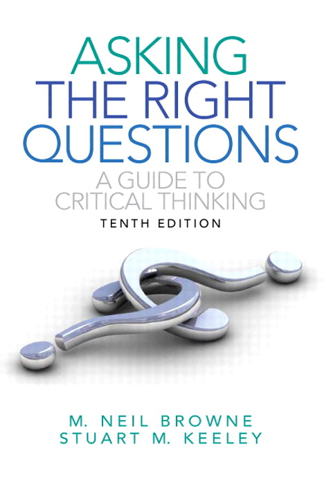 Asking the Right Questions:  A Guide to Critical Thinking, CourseSmart eTextbook, 10th Edition