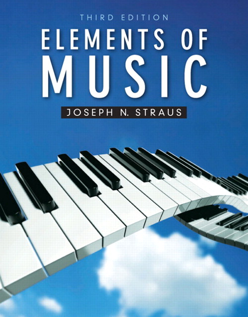 Elements of Music, Coursesmart eTextbook, 3rd Edition