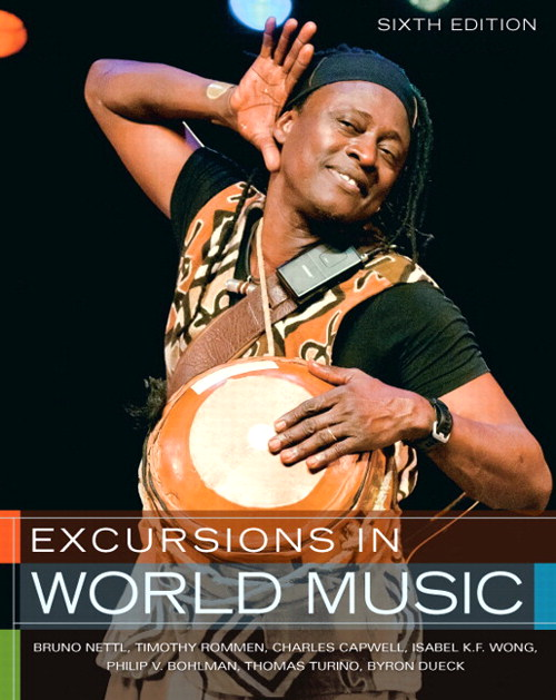 Excursions in World Music, CourseSmart eTextbook, 6th Edition