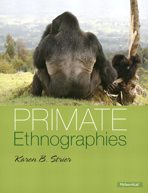 Primate Ethnographies, CourseSmart eTextbook