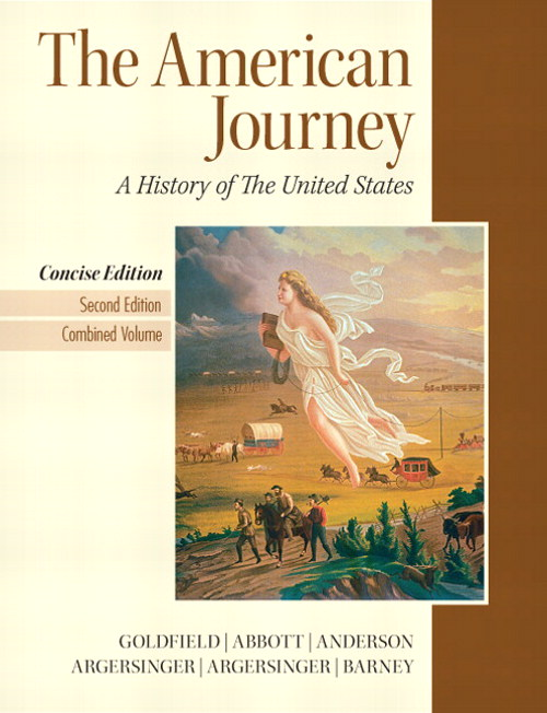 American Journey, The, Concise Edition, Combined Volume, CourseSmart eTextbook, 2nd Edition