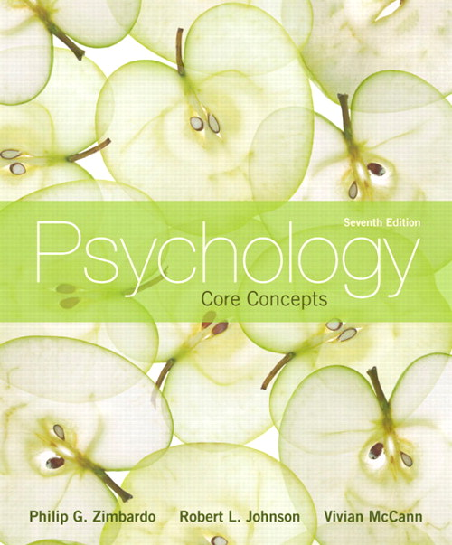 Psychology: Core Concepts, CourseSmart eTextbook, 7th Edition