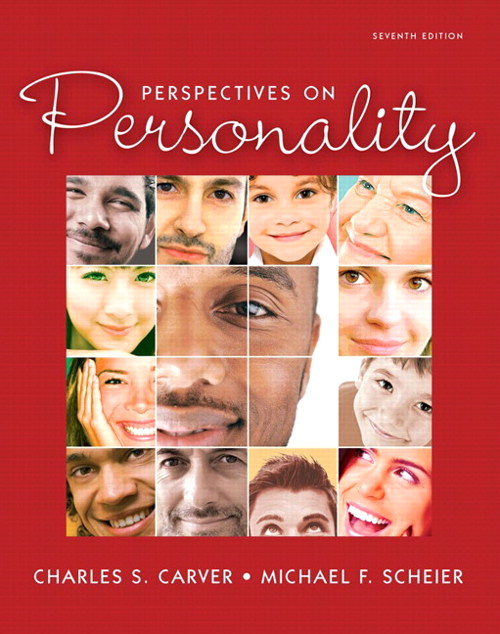 Perspective on Personality, CourseSmart eTextbook, 7th Edition