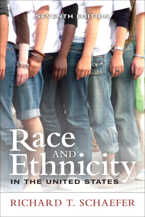 Race and Ethnicity in the United States, CourseSmart eTextbook, 7th Edition