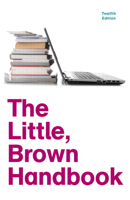 Little, Brown Handbook, The, CourseSmart eTextbook, 12th Edition