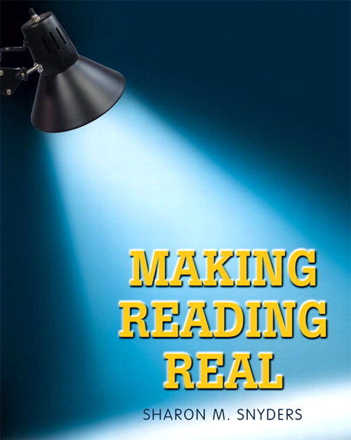 Making Reading Real, CourseSmart eTextbook