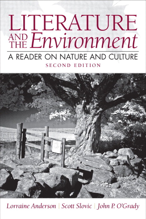 Literature and the Environment: A Reader on Nature and Culture, 2nd Edition