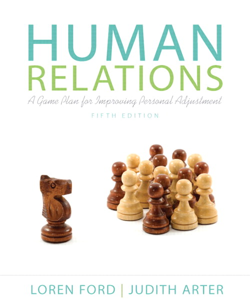 Human Relations: A Game for Improving Personal Adjustment, CourseSmart eTextbook, 5th Edition