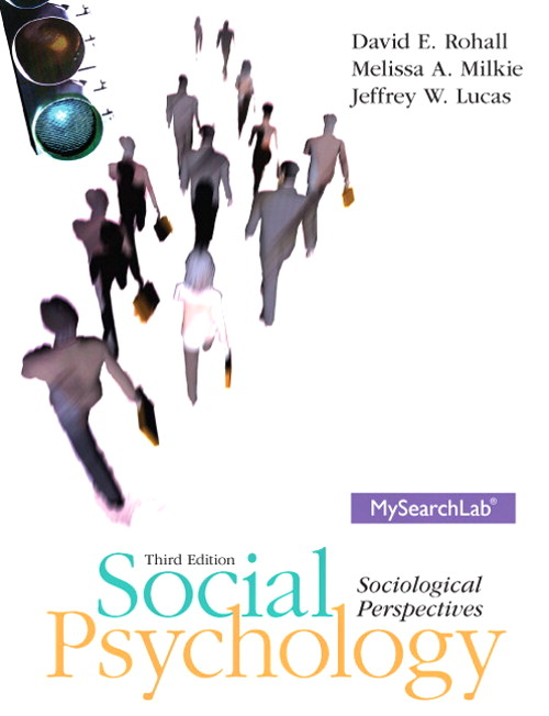 Social Psychology, 3rd Edition