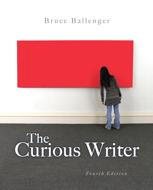 Curious Writer, The, 4th Edition