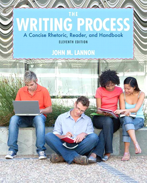 Writing Process, The, CourseSmart eTextbook, 11th Edition