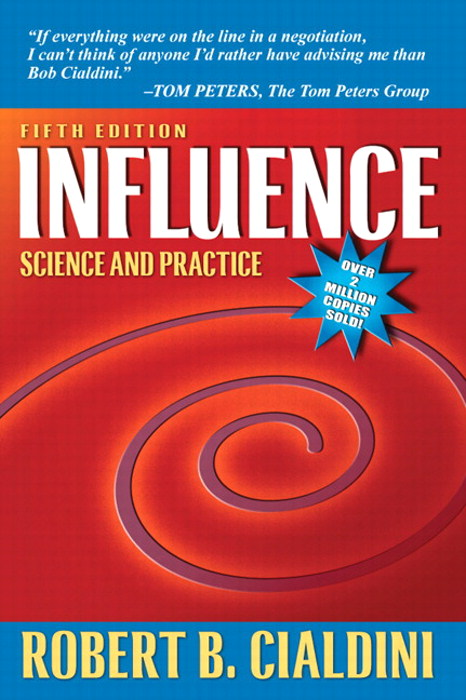 Influence: Science and Practice, CourseSmart eTextbook, 5th Edition