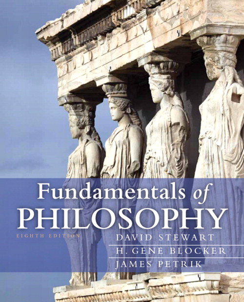 Fundamentals of Philosophy, 8th Edition
