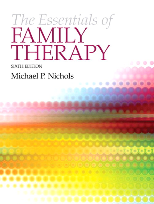 Essentials of Family Therapy, The, CourseSmart eTextbook, 6th Edition