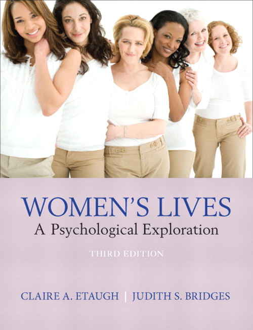 Women's Lives: A Psychological Exploration, 3rd Edition