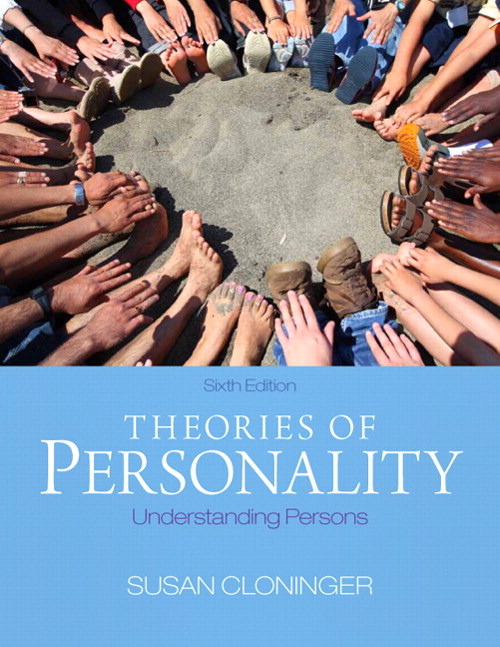 Theories of Personality: Understanding Persons, 6th Edition