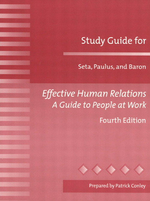 Cover image for Study Guide, 4th Edition