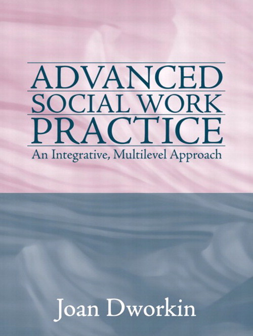 Cover image for Advanced Social Work Practice