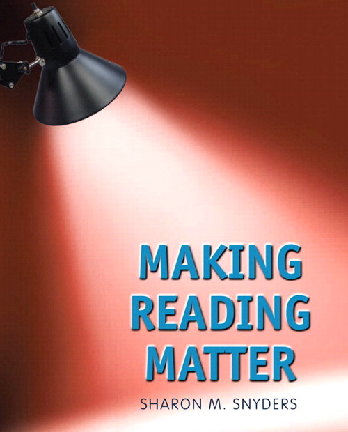 Making Reading Matter, CourseSmart eTextbook