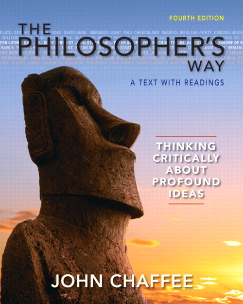Philosopher's Way, The: Thinking Critically About Profound Ideas, CourseSmart eTextbook, 4th Edition