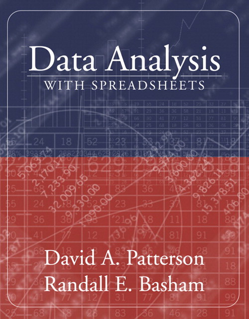 Data Analysis with Spreadsheets (with CD-ROM)