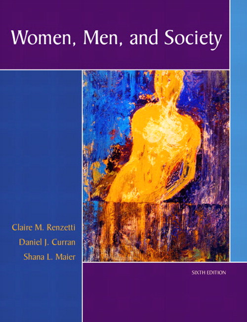 Women, Men, and Society, 6th Edition