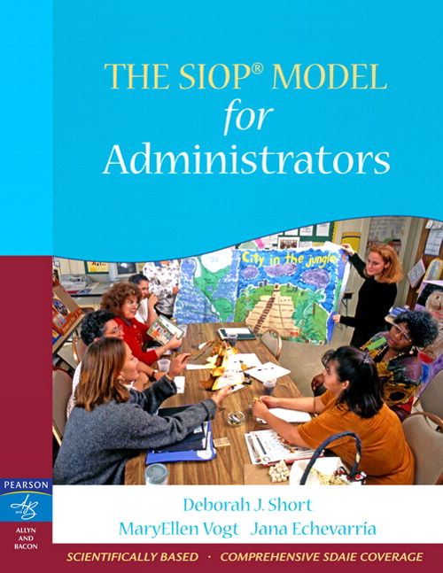 SIOP Model for Administrators, The