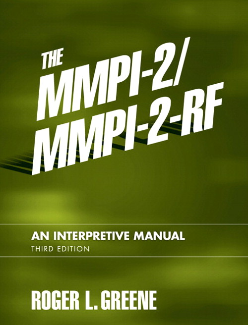 MMPI-2/MMPI-2-RF, The: An Interpretive Manual, 3rd Edition