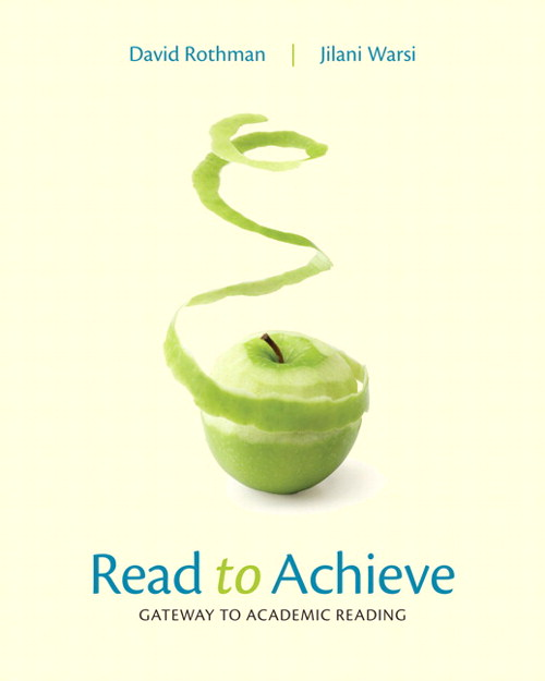 Read to Achieve: Gateway to Academic Reading