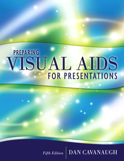 Cover image for Preparing Visual Aids for Presentations, 5th Edition