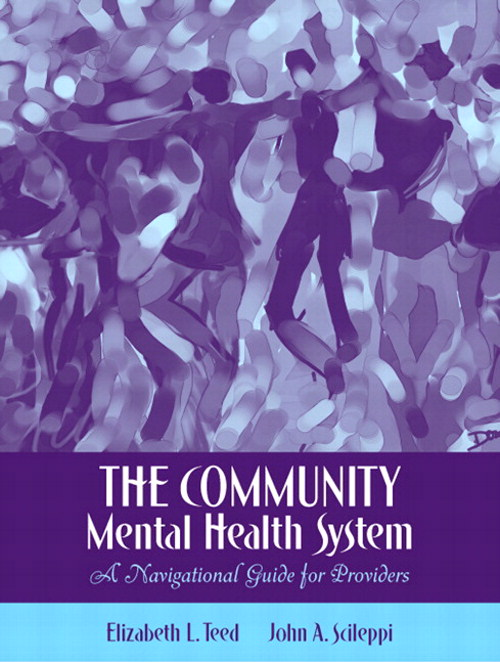 Community Mental Health System, The: A Navigational Guide for Providers, CourseSmart eTextbook