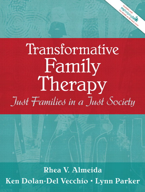 Transformative Family Therapy: Just Families in a Just Society, CourseSmart eTextbook