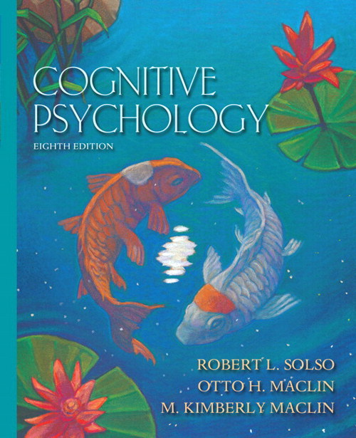 Cognitive Psychology, CourseSmart eTextbook, 8th Edition