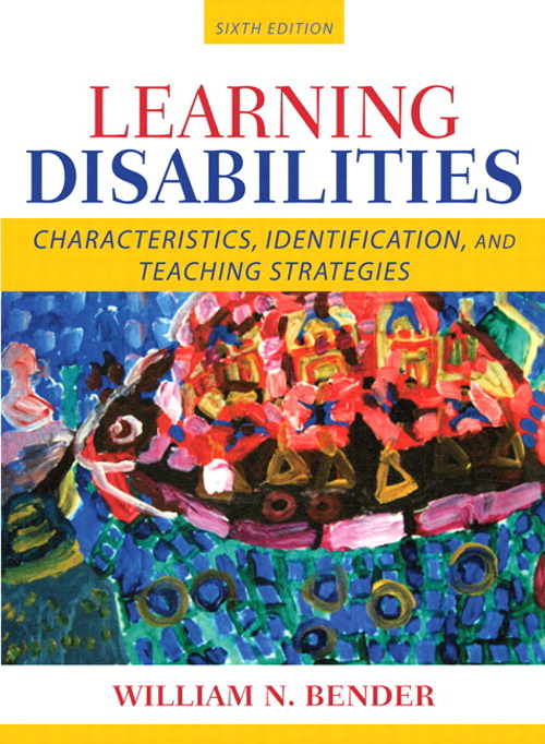 Learning Disabilities: Characteristics, Identification, and Teaching Strategies, CourseSmart eTextbook, 6th Edition