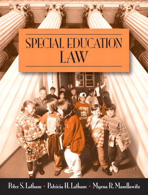 Special Education Law, CourseSmart eTextbook