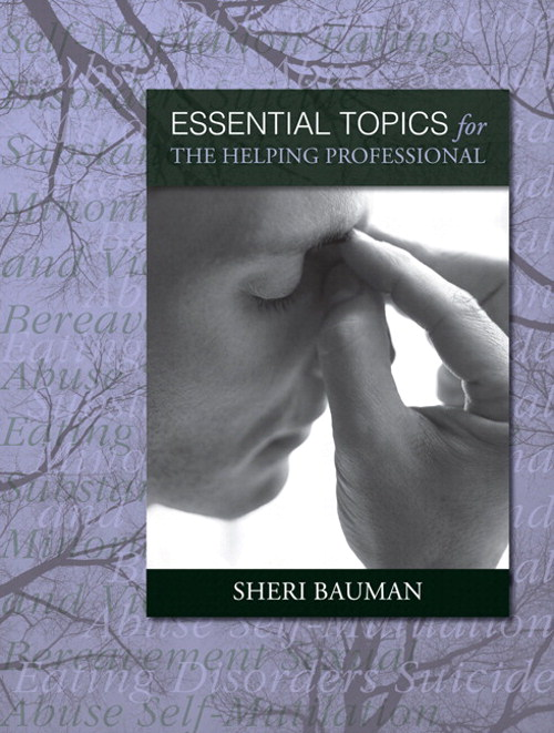 Essential Topics for the Helping Professional, CourseSmart eTextbook