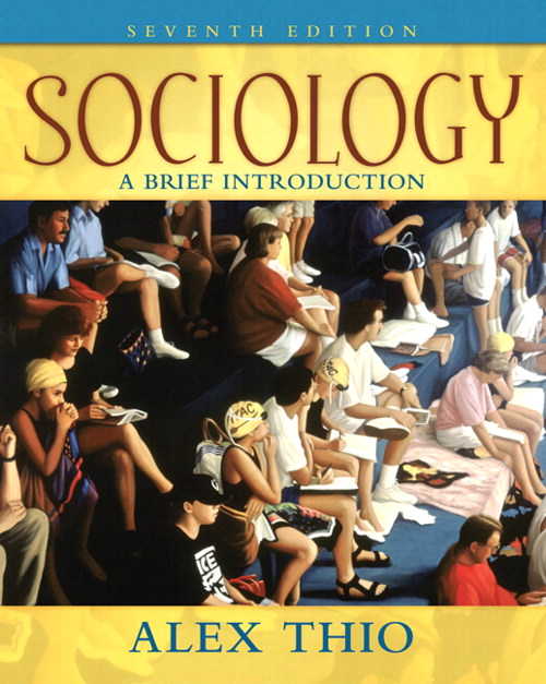 Sociology: A Brief Introduction, CourseSmart eTextbook, 7th Edition