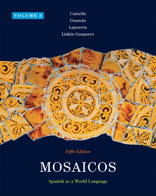 Mosaicos, Volume 3, 5th Edition