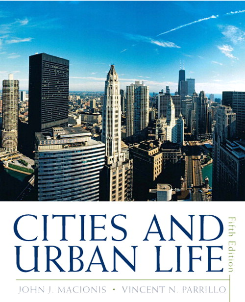 Cities and Urban Life, CourseSmart eTextbook, 5th Edition