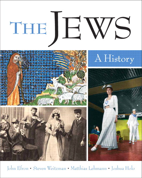 Jews, The: A History, CourseSmart eTextbook