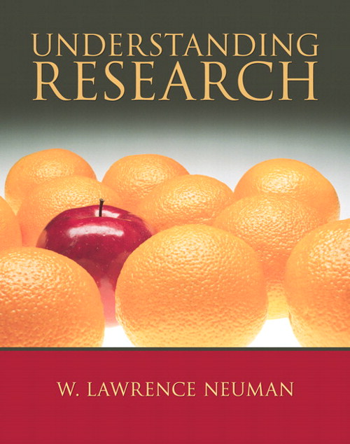 Understanding Research, CourseSmart eTextbook